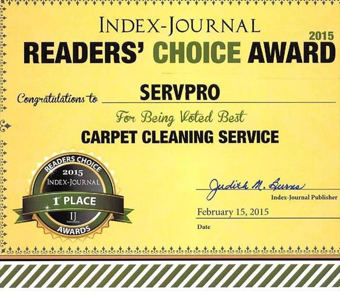 Index-Journals Readers' Choice Award 2015