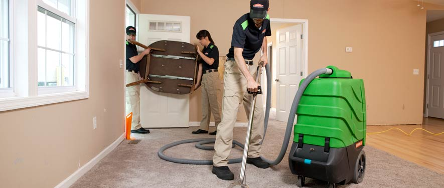 Greenwood, SC residential restoration cleaning